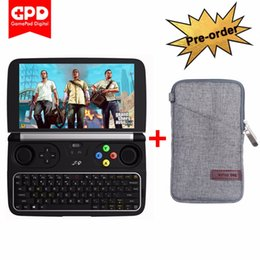 Pocket Pc comPuters online shopping - Pre sale New GPD WIN Handheld Game Console Pocket Mini PC Computer Laptop Not6 inch Screen Win GB GB SSD GPD win2