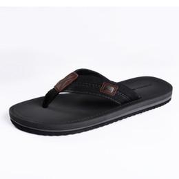 $enCountryForm.capitalKeyWord Canada - Summer Men's Flip-flops Fashion Wear 2018 New Korean Version Of The Tide Soft Bottom Outdoor Non-slip Beach Sandals And Slippers