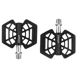 Cycle Pedals Mountain NZ - Shanmashi Magnesium Alloy Bearing Mountain Bike Pedals Road Bicycle Paired Anti-slip Cycling Accessories Bicycle Paired Anti-Slip Cycling
