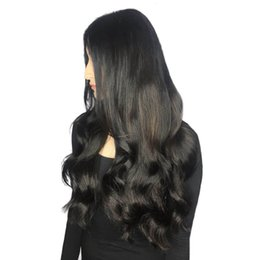 Chinese Hair Pure UK - Beauty On Line Malaysian Body Wave Virgin Hair Extensions 3Bundles With 13*4 Lace Frontal Human Hair Weave With Closure Hair Wefts Wholesale