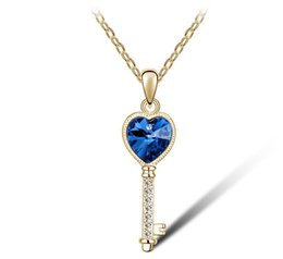 Types Gems UK - Natural gem heart-shaped pendant, heart-shaped pendant, pink crystal violet crystal and other stone glass pendant charming fashionable Jew.