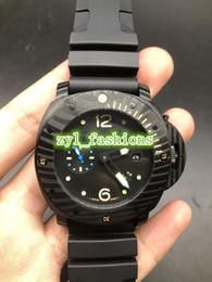 $enCountryForm.capitalKeyWord Australia - World Famous Brand Top Quality Luxury Men's Watch 48mm Large Dial Waterproof Rubber Strap Watch Automatic Mechanical Men's Waterproof Watch