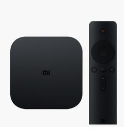 Venta caliente Original Xiaomi Mi TV Box 3c 3s 4K 64bit Android 6.0 Media Player Wifi BT TV Box envío gratis