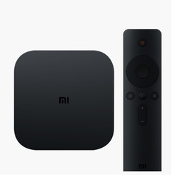 Горячий продавать оригинальный Xiaomi Mi TV Box 3c 3s 4K 64bit Android 6.0 Media Player Wifi BT TV Box бесплатная доставка