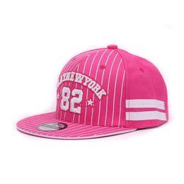 71bbbaa08e5 New York Girls Cap Canada - Wholesale- Kids baseball cap Play New York 82  Gorras