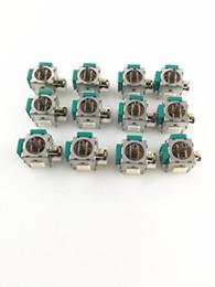 Alta qualidade 50 pçs / lote Controlador 3D Analógico Vara Sensor de Módulo de Reparação Joystick Potenciômetro ALPS Substituição Para XBOX 360 Controlador venda por atacado