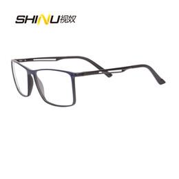88de21f397 High Quality TR90 Optical Glasses Frame Women Men Eyeglasses Frame Clear Lenses  Spectacles Myopia Prescription Eyewear