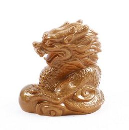 $enCountryForm.capitalKeyWord UK - factory outlet new animal discoloration dahongpao kungfu tea pets golden dragon head resin tea decoration