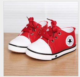 2018 Spring Canvas Children Shoes Girl Breathable Sneaker Shoes Boys&girls Not Smelly Feet Soft Chaussure/kids Sneakers Less Expensive Mother & Kids