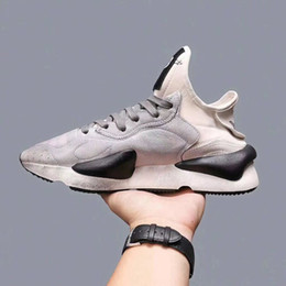 Y3 Shoes For Men Australia - Wholesale New Mens Sneakers Y-3 Kaiwa Chunky  Running e109576ce