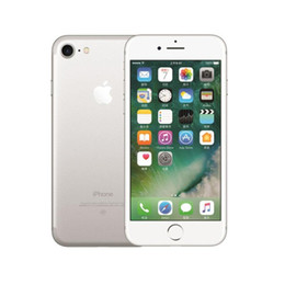 China unlocked Refurbished Apple iPhone 7 4.7inch Mobilephone 2RAM 32 128GB ROM Quad-Core 4G LTE IOS iPhone7 With Fingerprint Unlocked SmartPhone suppliers