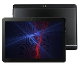 Discount google inch tablet - 2019 10.1' Tablets WIFI 8 Octa Core 32GB ROM Google Android 7.0 10 Tablet PC 3G 4G LTE 1280X800 GPS bluetooth phone