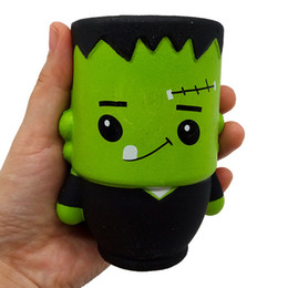 phone kid 2019 - Frortnite Squishy Wizard Slow Rising Wizard Men Scented Cell phone Straps For big kids Slow Rebound Soft Wizard Free DHL