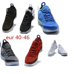 ab3e4413c1a8 2019 KD 11 Basketball Shoes KDs XI oreo ice Red Persian Violet Chlorine  Blue sports white black gold white gray 11s Sneakers 40-46