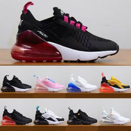Off bOy online shopping - 2018 New Kids Designer Running Shoes Children Baby Boy and Girl Trainers Ootdoor Sports Sneakers C off shoes Colors EUR
