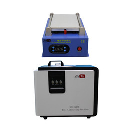 Wholesale Jiutu Mini All in One Laminating Machine with inch Manual LCD Hot Plate for Cracked Phone LCD Screen Repair