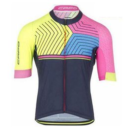 Bike clothing for women online shopping - 2018 Capo cycling jersey for men pro Team short sleeve riding shirt Summer Ropa ciclismo latest cycling tops racing bike clothing M2302