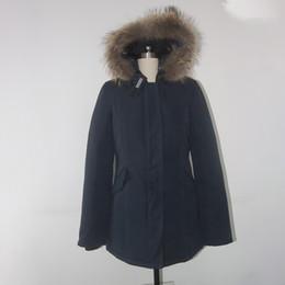 Outdoor Parka Women NZ - Brand New Fashion Woolrich Women Arctic Down jacket Woman Winter goose down 90% Outdoor Thick Parkas Coat Womens warm outwear jackets