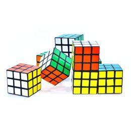 kids educational game 2019 - Puzzle Cube 3cm Mini Magic Cube Game Learning Educational Game Cube Decompression Toys Kids Intelligence Toys CCA9946 12