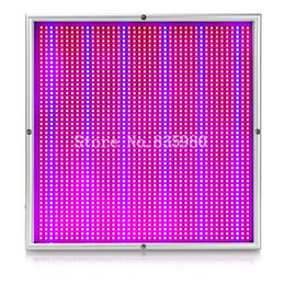 light indoor plants NZ - 1X 200W 45W 30W Full Spectrum Panel LED Grow Light AC85~265V Greenhouse Horticulture Grow Lamp for Indoor Plant Flowering Growth
