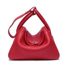 $enCountryForm.capitalKeyWord Australia - 2018 New Woman Package Cowhide Genuine Leather Fashion Design Platinum Package Single Bags