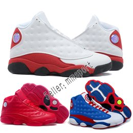 Rubber Day Canada - 13 HYPER ROYAL Olive Bordeaux Sngl Day Love And Respect Chicago bred Basketball Shoes 13s Wheat Sports shoes Mens Athletics Sneaker 36-46
