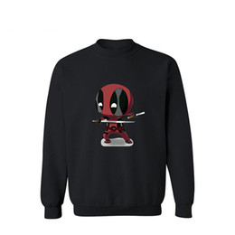 $enCountryForm.capitalKeyWord UK - SMZY Dead Pool Capless Mens Hoodies And Sweatshirts High Quality Summer Mens Hoodies And Sweatshirts Hip Hop Fashion Clothes