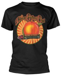 La camiseta de Allman Brothers Band 'Peach LORRY' - Neuf et officiel en venta