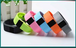 Tw64 Pedometer Smart Bracelet Watch NZ - Activity Wrist Bands Fibit Tw64 Wristband Smart Bracelet Wristband Fitness Tracker Bluetooth 4.0 Fitbit Flex Watch For Ios Android ZN001