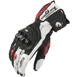 genuine leather white gloves 2019 - Free shipping Hot sales Cool models Furygan ANTS AFS18 motorcycle gloves racing gloves Genuine leather cheap genuine lea