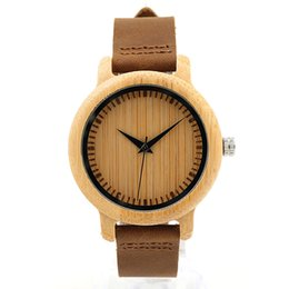 1013a26d2c7 s Watches Quartz Wristwatches 37mm BOBO BIRD Bamboo Women Bamboo Watches  Ladies Quartz Watch Female Clock relogio feminino Watch for Wome.