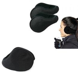 $enCountryForm.capitalKeyWord UK - Women Men Winter Ear Warmers Behind The Ear Style Fleece Earmuffs