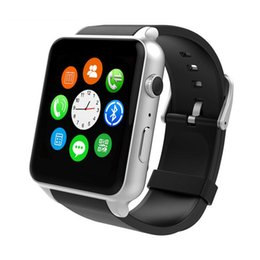 $enCountryForm.capitalKeyWord UK - SIM Card Bluetooth Sports GT88 Smart Watch with Heart Rate Monitor and Wristwatch Phone Mate Independent Smartphone for Android IOS DHL free