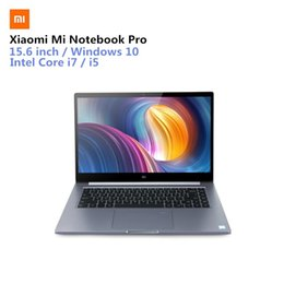 Xiaomi Mi Notebook Pro Xiaomi Mi Laptop 15.6 '' Win10 Intel Core I7-8550U NVIDIA GeForce MX150 16 GB RAM 256 GB SSD impressão digital