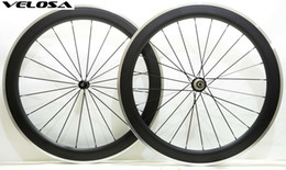 $enCountryForm.capitalKeyWord NZ - 60mm clincher road bike carbon alloy wheelset,700C road bike carbon wheel with alloy brake surface