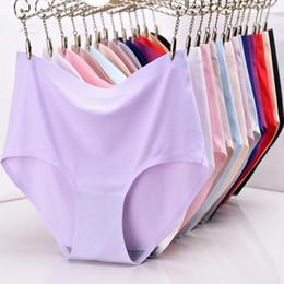 b88103c2835b61 Cheap Women's clothing underwear Panties Ultra Soft Breathable Maternity  Intimates mesh sexy ladies underwear waist plus fertilizer 2152