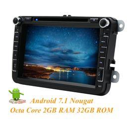 Car multimedia navigation dvd online shopping - Andorid CAR DVD Player Multimedia Player Double Din In Dash Octa Core GB GB GPS Navigation Bluetooth Head Unit quot Car Radio