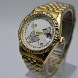 7c52acda09a Top qualidade 36mm aaa marca de aço inoxidável de quartzo de diamante  mulheres de luxo relógios data designer de mulheres vestido de relógio  senhoras por ...