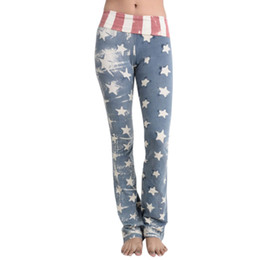 $enCountryForm.capitalKeyWord UK - Flag printed trousers Quick-drying Pantalon Sport Femme Elastic band Sport Leggings vetement sportSMT0