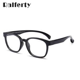 feddeda71 Ralferty 2018 Crianças Inquebrável Flexível Quadrado Quadro De Óculos  Miopia Prescrição Óculos Ópticos Óculos de Armação K8158