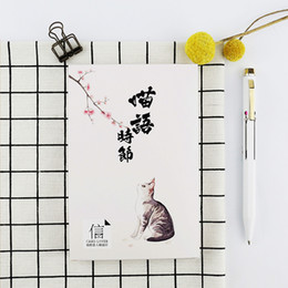 30 Pcs Lot Hand Drawing Pets Cats Postcard Greeting Card Christmas Birthday Gift Cards Free Shipping