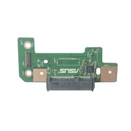usb boards UK - WanLink for ASUS K555 R556L X553M Y583LD X555L USB Date Charge Dock & HDD Connector PCB Jack Port Interface Small Board REV 2.0 3.1 3.3 3