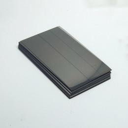 50 unids   lote LCD original Polarizador de película Polarización Polaroid  Polarized Light Film para iPhone 5 5c 5s 6 6s 6sp 6p Filtro de pantalla b408b4e9be