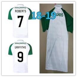 d6ff7385e CeltiC soCCer online shopping - 18 AWAY Soccer Jersey DEMBELE TIERNEY  SINCLAIR Celtic Griffiths dembele Sinclair