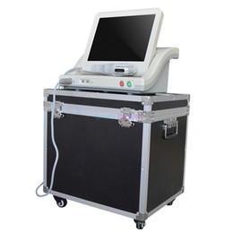 Face Lift For Wrinkles Australia - Ultrasound Hifu Face Lift Machine Wrinkle Removal Skin Tightening With 5 Heads For Face And Body Fat Removal Best quality
