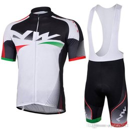 2018 NW Men Summer Cycling Short Sleeve jersey Shirt MTB maillot ciclismo  hombre Bike Bib shorts set clothing F2151 7fa639028