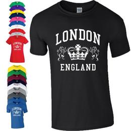 London England T Shirt Novelty Souvenir Tourist Holiday Birthday Gift Men Ladies Tops Tshirt Homme Free Shipping