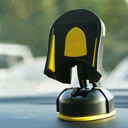 Mode Sport Auto Transformieren Auto Handyhalter Armaturenbrett Windshied Heimgebrauch GPS Ständer Halterung für 3,5