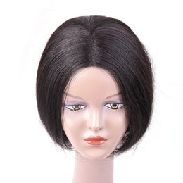 $enCountryForm.capitalKeyWord UK - Cheap Pixie Cut Wigs Brazilian Short Human Hair Wigs With Bangs Non-Remy Natural Wave 100 Human Hair For Black Women