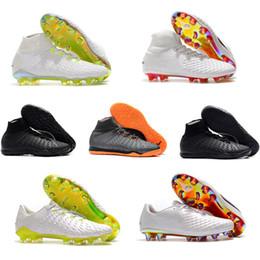 timeless design e84f5 43ad2 Zapatos de fútbol originales con tacos de palabra Legend LE FG zapatos de  fútbol más baratos Hypervenom Phantom III hombres de los DF Botas de fútbol  sala ...